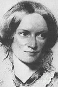 Charlotte Photo Prints - Charlotte Bronte, English Author Print by Science Source