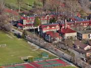Photo Flights Originals - Chestnut Hill Academy 500 West Willow Grove Avenue Philadelphia PA 19118 4198 by Duncan Pearson
