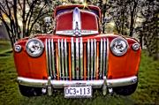 Antique Automobiles Photos - Chev It by Jerry Golab