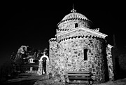 Kypros Framed Prints - Church of the All Saints of Cyprus at the Stavrovouni monastery republic of cyprus europe Framed Print by Joe Fox