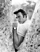 Eastwood Photos - Clint Eastwood, 1962 by Everett