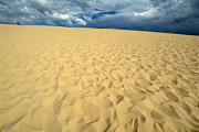 Bassin Art - Clouds over the Great Dune of Pyla on the Bassin dArcachon by Sami Sarkis