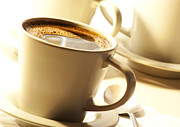 Energy Photos - Coffee in cup by Blink Images