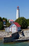Barbara McMahon - Cove Island Lighthouse