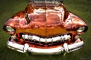 Antique Automobiles Photos - Custom One by Jerry Golab