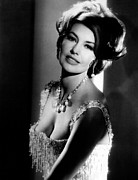 Charisse Framed Prints - Cyd Charisse, Portrait Framed Print by Everett