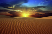 Sahara Photos - Desert by MotHaiBaPhoto Prints