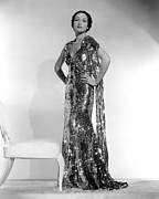 Evening Gown Photos - Dorothy Lamour, Paramount Pictures, 1936 by Everett