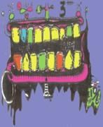 Drool Print by Robert Wolverton Jr