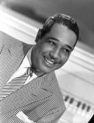African American Metal Prints - Duke Ellington (1899-1974) Metal Print by Granger