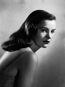 Ella Framed Prints - Ella Raines, 1946 Framed Print by Everett
