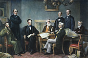 Emancipation Prints - Emancipation Proclamation Print by Granger