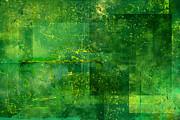 Emerald Heart Print by Christopher Gaston