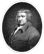 Enlightenment Posters - Erasmus Darwin, English Polymath Poster by Science Source