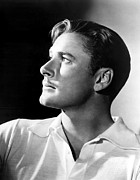 Movie Stars Framed Prints - Errol Flynn, 1930s Framed Print by Everett