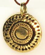 Tucson Arizona Jewelry Originals - Esprit del Sol - Southwest Sun Spirit Necklace by Virginia Vivier