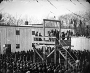 Commander Photos - Execution Of Henry Wirz by Granger