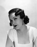 Wray Prints - Fay Wray, Ca. 1930s Print by Everett