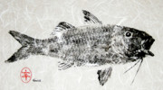 World Class Originals - Fenwick Gyotaku by Sam Fenwick