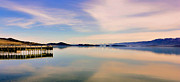 Natural Forces Originals - Flathead Lake II by William Kelvie