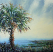 Florida Horizons Print by Michele Hollister - for Nancy Asbell