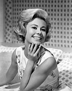 Mitzi Prints - For Love Or Money, Mitzi Gaynor, 1963 Print by Everett