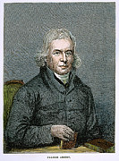 Francis Photo Prints - Francis Asbury (1745-1816) Print by Granger