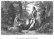 Francis Marion (1732?-1795) Print by Granger