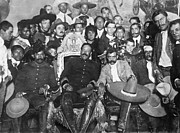 Latin America Photos - Francisco Pancho Villa by Granger