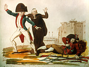 Clergy Photos - French Revolution, 1792 by Granger