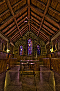 Frost Photo Originals - Frost Chapel HDR by Jason Blalock