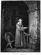 Discrimination Photo Prints - Galileo Galilei (1564-1642) Print by Granger
