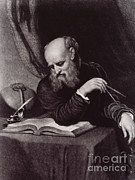 Arrest Photo Prints - Galileo Galilei, Italian Polymath Print by Science Source