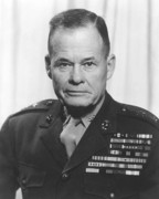 Cross Art - General Lewis Chesty Puller by War Is Hell Store