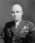 Featured Art - General Omar Bradley  by War Is Hell Store