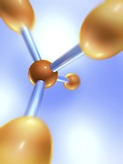 Generic Photos - Generic Molecule, Artwork by Pasieka