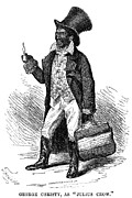 Blackface Prints - George Christy (1827-1868) Print by Granger