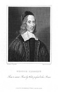 Clergy Photos - George Herbert (1593-1633) by Granger