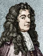 European Artwork Posters - Giovanni Cassini, Italian Astronomer Poster by Sheila Terry