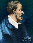 1576 Prints - Girolamo Cardano, Italian Mathematician Print by Science Source