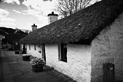 Thatched Cottage Posters - Glencoe and north lorn folk museum highlands scotland uk Poster by Joe Fox