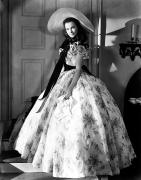 Portrait With Dress Posters - Gone With The Wind, 1939 Poster by Granger