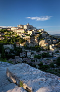 Provence Village Framed Prints - Gordes Framed Print by Brian Jannsen