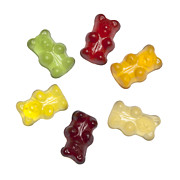 Six Photos - Gummi Bear by Joana Kruse