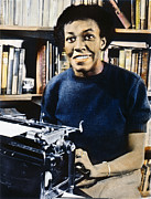 Black Arts Framed Prints - Gwendolyn Brooks Framed Print by Granger