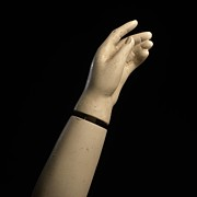 Studio Shot Art - Hand of dummy by Bernard Jaubert