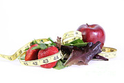 Low-calorie Prints - Healthy Diet Print by Photo Researchers, Inc.