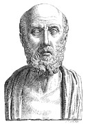 4th Prints - Hippocrates (460-377 Bc) Print by Granger