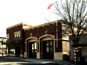Wingsdomain Art and Photography - Historic Niles District in California Near Fremont . Niles Fire Station Number 2 . 7D10732