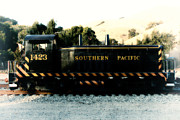 Wingsdomain Art and Photography - Historic Niles Trains in California . Old Southern Pacific Locomotive . 7D10867